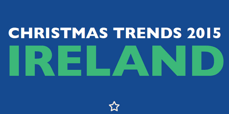 Christmas Trends 2015 Ireland