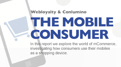 Webloyalty and Conlumino launch the Mobile Consumer report